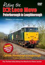 Riding the DCR Loco Move - Part One - Peterborough to Loughborough *Blu-ray