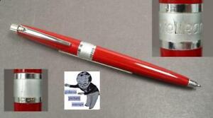 Pelikan 155 ballpoint in red 1960ties #