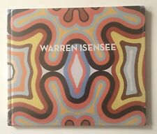 Warren Isensee Monograph Hardcover Book Miles McEnery Gallery Sealed NEW