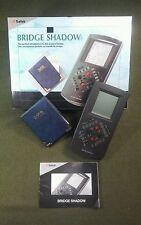 Saitek BRIDGE SHADOW Electronic Computer Handheld Teach Travel Card Game Battery