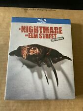 A NIGHTMARE ON ELM STREET COMPLETE COLLECTION 1 - 7 BLU RAY BOX SET NEW & SEALED