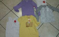 4 Mixed Clothing Items & Lots for Girls