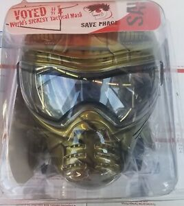 Save Phace Tactical Mask OU812 Paintball Mask