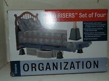 Creative Bed Risers Made in USA  Extra Space Organize Storage