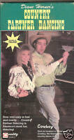 Diane Horner - Country Partner Dancing - VHS