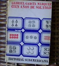 Cien años de soledad/ Colecc. Grandes Novelas/ Ed. Sudamericana/ 1969