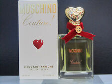 Moschino Couture by Moschino for Women 1.7 oz Deodorant Parfume Natural Spray