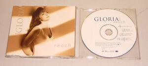 Single CD  Gloria Estefan - Reach  1996  4.Tracks