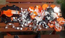 Huge Job Lot Of HEXBUGs Including 7 Hex Bugs V2 HEXBUGs Set Lots Of Tubes Track