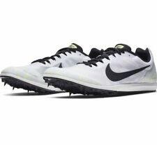 Nike ZOOM RIVAL D 10 Track Spikes UK 9 EU 44 Grey 907566-077  Mens Running