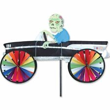 Halloween ZOMBIE Cruiser Car Wind Spinner 25x16 Hot Rod Vehicle Premier Kites