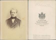 Pierson, Paris, Joseph Eugène Schneider, industriel, le Creusot CDV vintage albu