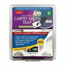 Acana Monitoring Carpet Moth Trap Attracts And Traps Moths Carpet Lasts 8 Weeks