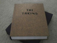 DEAN KOONTZ: THE TAKING: CHARNEL HOUSE SIGNED LIMITED EDITION 91/300