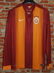 Soccer Jersey Trikot Camiseta Maillot Galatasaray Long Sleeve Size M