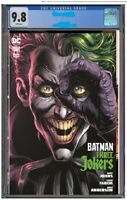 Batman Three Jokers #3 Cover A CGC 9.8 Preorder FREE SHIPPING! HARDCOVER OFFER!