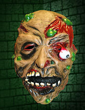 Scary Drop Eye Zombie Mask - Halloween Costume - Halloween Party Decoration -New