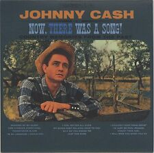 JOHNNY CASH – Now, There Was A Song - CD im Pappcover - Mini Vinyl LP Replica