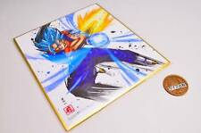 Bandai Dragon Ball Z Shikishi ART3 Sumi-e Illustration board 3 SS God Vegetto