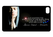 EMINEM 'NEW QUOTE' HARD BACK CASE COVER FOR iPHONE 4/5/6/7, iPAD, iPOD & SAMSUNG