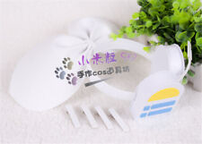 Anime VOCALOID 2 Kagamine Rin Cosplay Bowknot Headset Earphone Prop +4 Hairclips