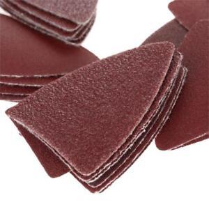 Multi-Tool Finger detail Sanding Paper Aluminium Oxide Papers 60-12 GRIT