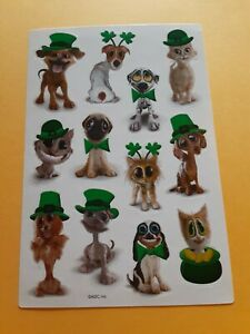 AGC twisted whiskers sticker sheet  (free ship $20 min)