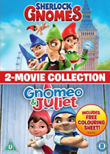 Sherlock Gnomes / Gnomeo & Juliet 2-Film Collection - DVD