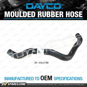Dayco Lower Radiator Hose for Mazda BT50 UP UR 3.2L 5 cyl DOHC 20V 2011-On
