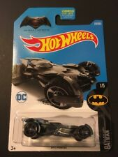 2017 Hot Wheels #237 - BATMAN 1/5 Batman vs Superman Batmobile