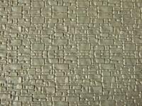 Muro per modellismo in pietra grigia 1:87- HO cm.22X13 - Krea 3008
