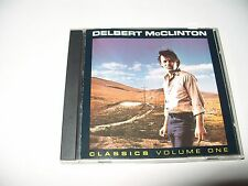 Delbert McClinton Classics Volume 1 cd 10 tracks 1994 Excellent condition