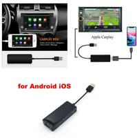 USB Dongle Cable For Android Car Auto Navigation Player iOS/Apple Phone Carplay