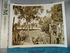 Rare Historical Orig VTG 1945 Long Beach Casting Club Fishing Tournament Photo