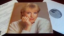 JULIE ANDREWS - LOVE ME TENDER - ORIGINAL LP WITH INSERT