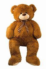 Riesen Teddybär Kuschelbär XXL 150 cm groß Plüschbär Kuscheltier samtig weich