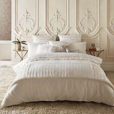 Kylie Minogue BARDOT King Bed Duvet Quilt Cover Designer Bedding Oyster Cream