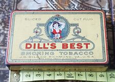 More details for dill's best smoking tobacco tin (2)