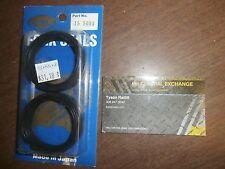 01-08 Suzuki GSX-R1000 Fork Oil Seal 43x55x9.5/10 K&L 09 & 13 VZ1500 BOULEVARD