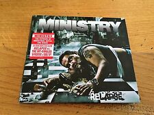 MINISTRY Relapse - Digi Limited Edition - CD