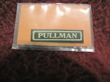 O AMERICAN FLYER DECAL - #1 PULLMAN STICKER 2-SIDES - REPRO/NOS