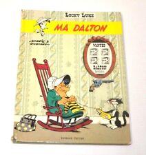 """BD LUCKY LUKE   """"MA DALTON """"  EDITION 1971"""