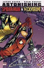 Astonishing Spider-Man et Wolverine : Une erreur de plus   --- 100% MARVEL