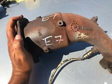 Heavy Full Cast Iron Catalytic Converter with o2 Sensor for Scrap