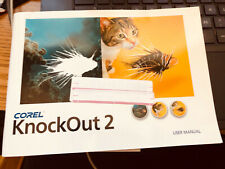 Corel Knockout 2 User Manual and Software