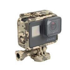 Housing for GoPro Hero 5 Camouflage for Frame Border Case Cover Accessories