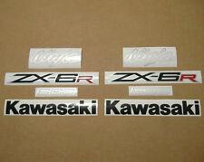 ZX6R 2012 ninja complete decals stickers kit set graphics adhesivi autocollants