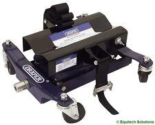 Draper Tools 53095 150Kg Floor Transmission Jack Gearbox Scissor Type