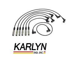 Mercedes W124 W126 300E 190E 300CE 300SE Karlyn-Sti Spark Plug Wire Set Q4150027