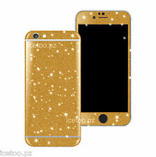 DIAMOND Glitter FULL BODY Skin Sticker Decal Protector for iPhone 6S & 6S Plus